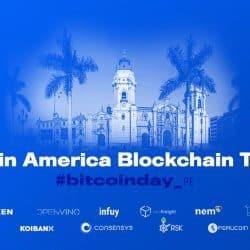 Bitcoinday Lima Peru